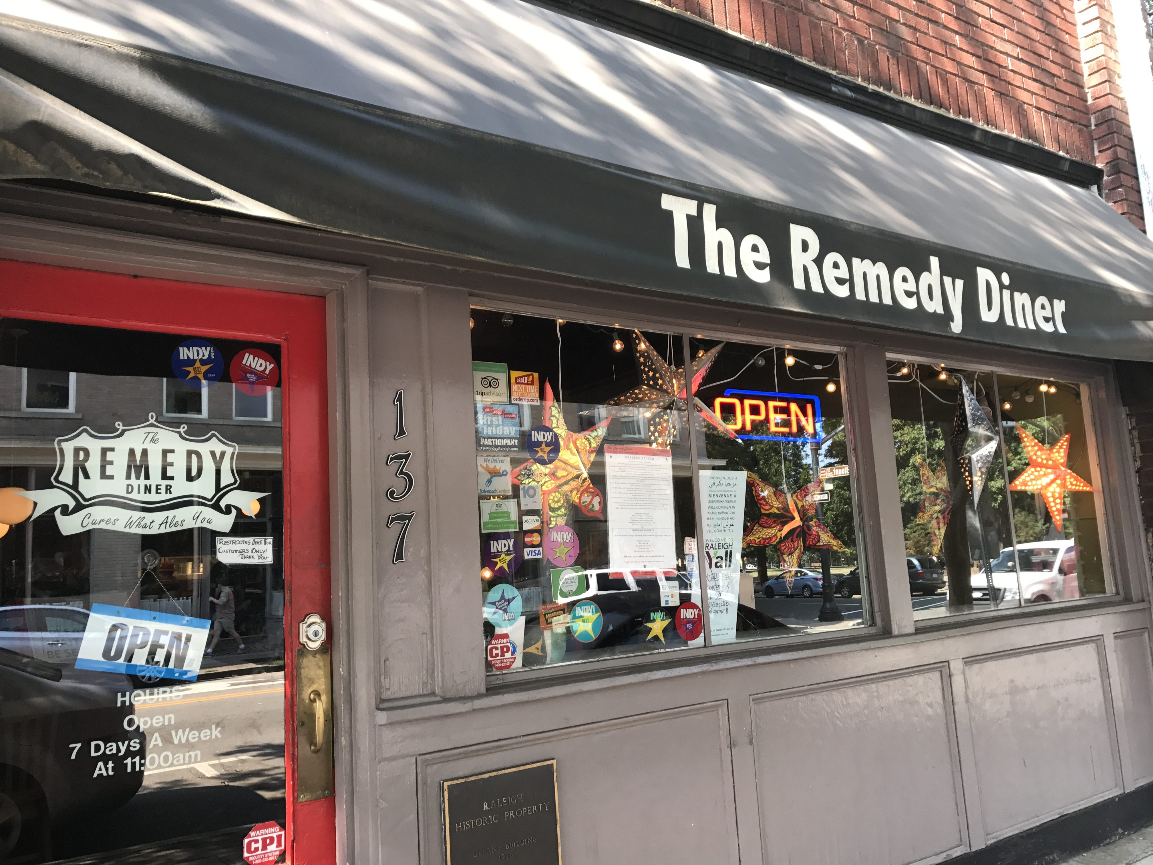 The Remedy Diner