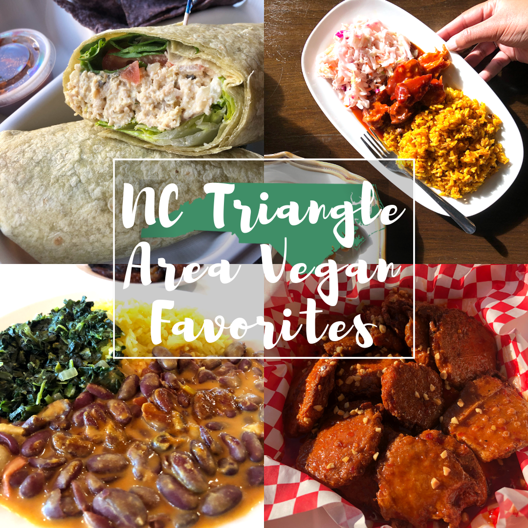 Nc Triangle Area Vegan Food Guide I Can You Can Vegan Triangle Area Vegan Food Guide