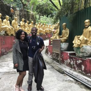 Travel to Ten Thousand Buddhas
