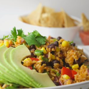 Fancy Mexican Rice