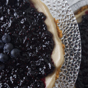 Half Baked Cheesecake