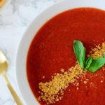 Simple Tomato Basil Soup