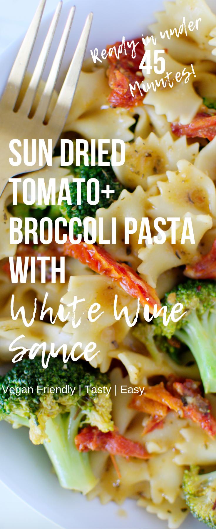 White Wine Pasta Sauce