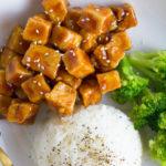 Sweet+Sour Tofu