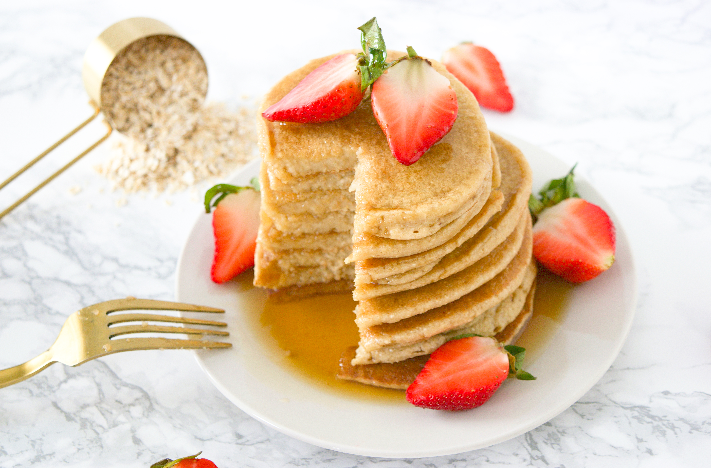 Vegan Flour-less Pancakes