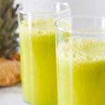 Cucumber Pineapple Juice