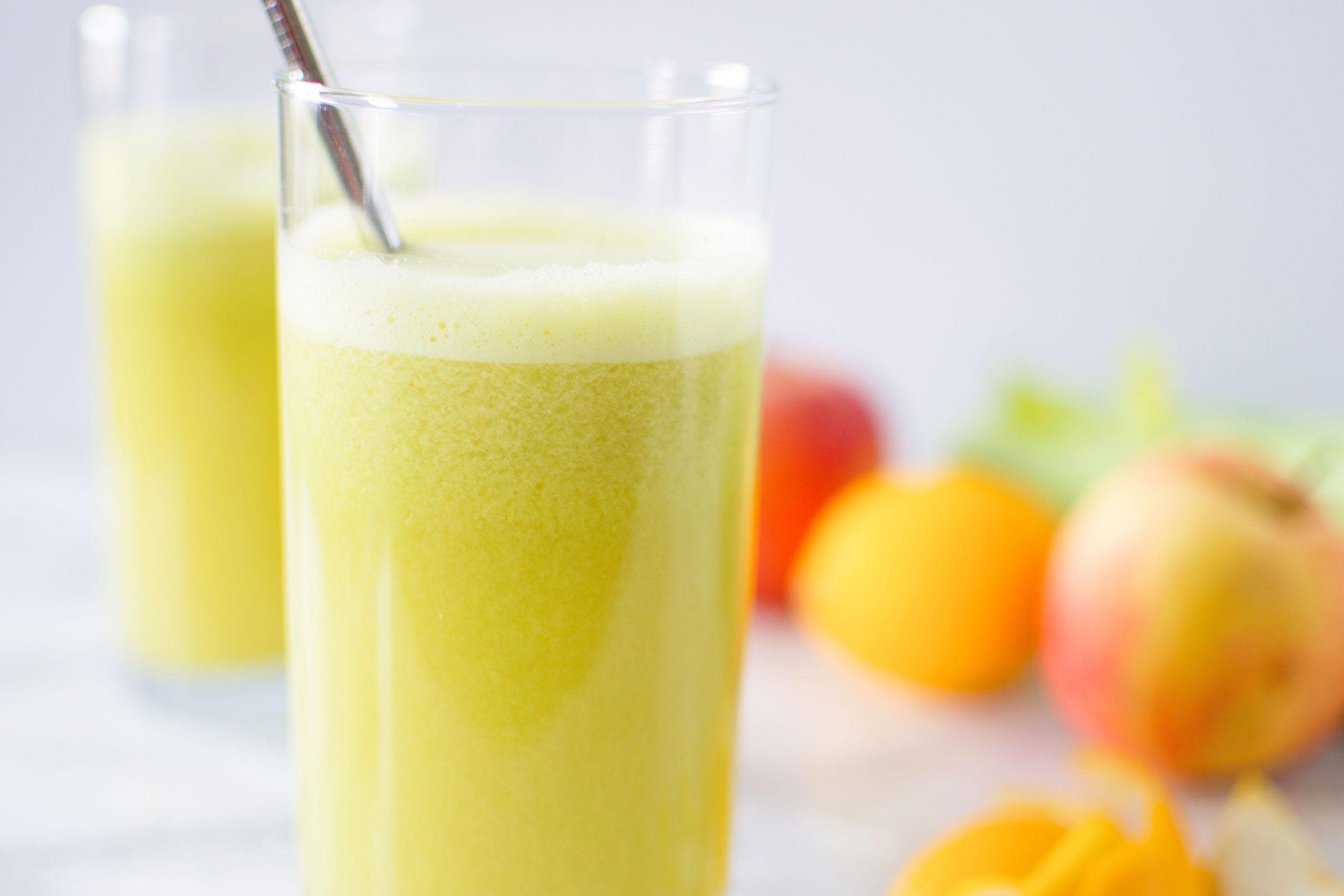 Sweet Celery Juice