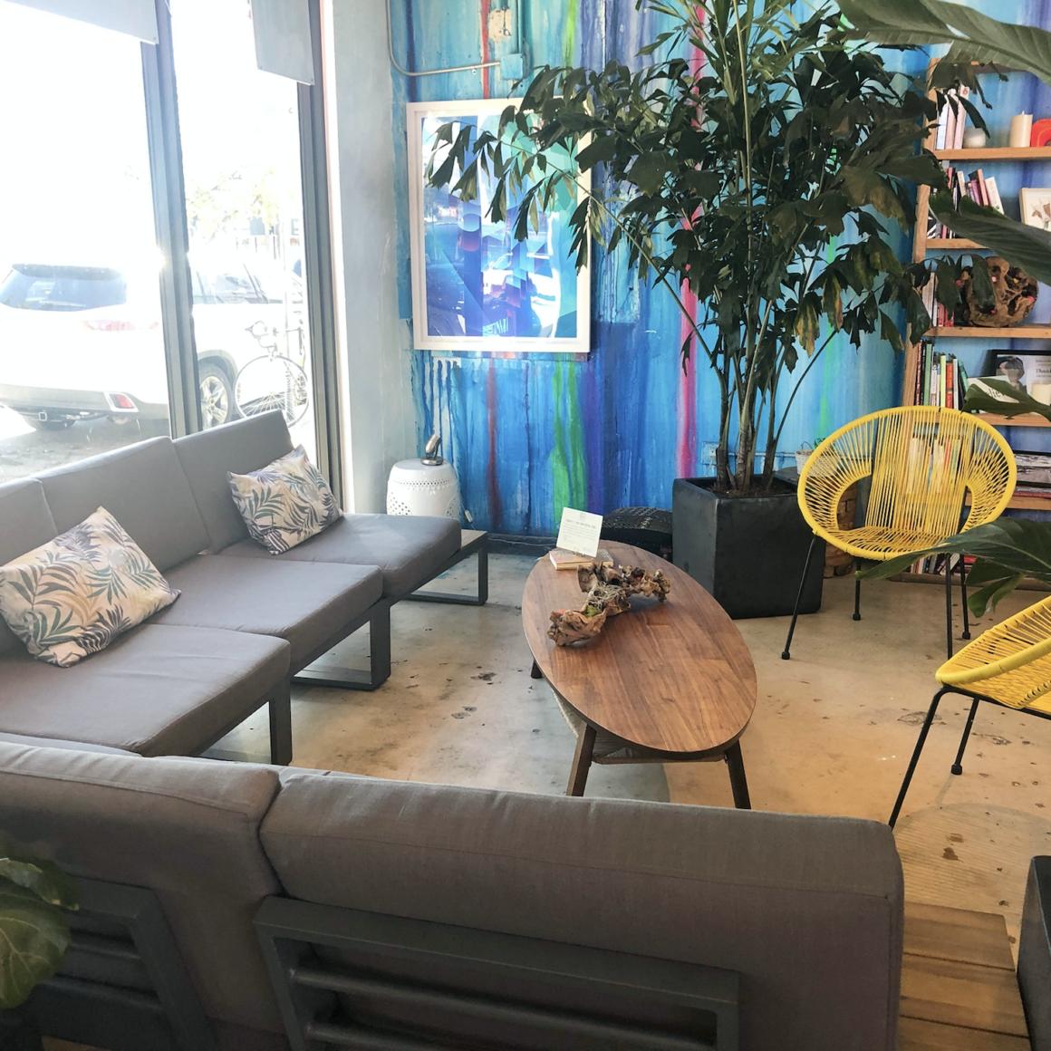 Love Life Cafe Interior