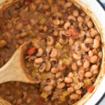 Southern Black Eyed Peas