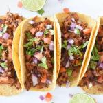 Easy Jackfruit Carnitas Tacos