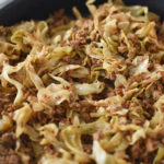 Vegan Southern Beef and Cabbage