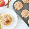 Easy Vegan Apple Cinnamon Muffins