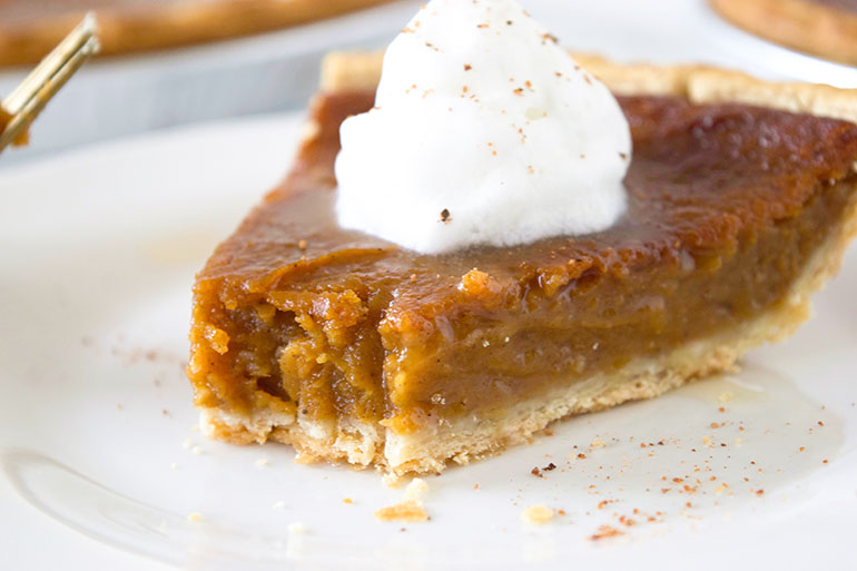 Easy Vegan Sweet Potato Pie