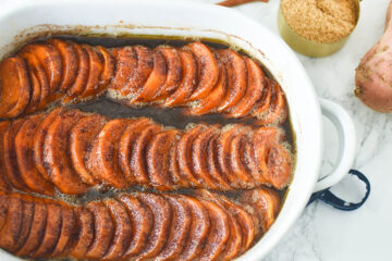 Vegan Candied Yams