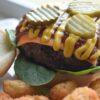 Vegan Black Bean Burger