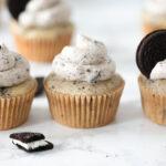 Easy Vegan Oreo Cupcakes
