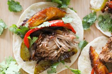 Easy Jerk Jackfruit Tacos